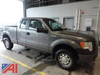 2012 Ford F150 XL Pickup Truck