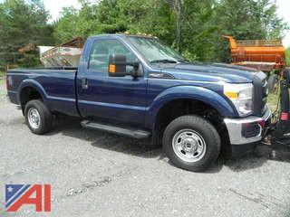 **4% BP** 2015 Ford F250 SD Pickup