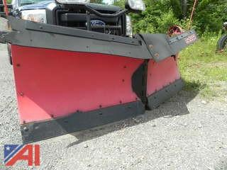 "8'2"" Boss Poly-V XT V Snow Plow"