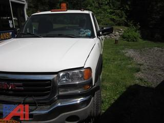 2005 GMC Sierra 2500 HD Pickup