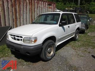 2000 Ford Explorer SUV