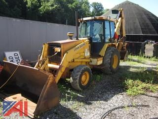 1987 John Deere 710B Backhoe Loader