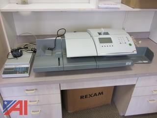 Postage Machine, Neopost IJ80