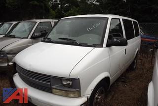 2005 Chevrolet Astro Van