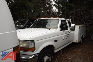 1992 Ford F350 Pickup/Utility