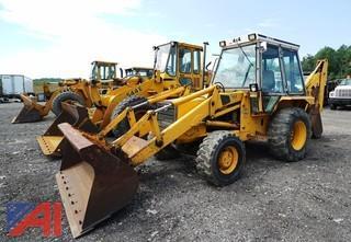 JCB 1400B 4x4 Turbo Tractor Loader Backhoe