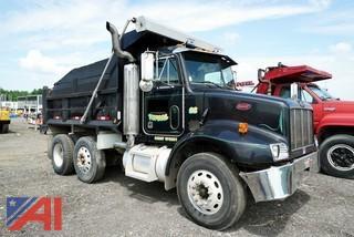 2002 Peterbilt PB330 8 Wheel Dump Truck