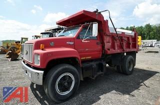 1991 Chevy Kodiak Dump Truck