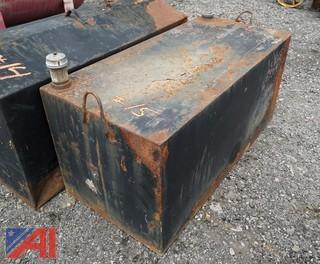 Truck Mount Fuel Tank