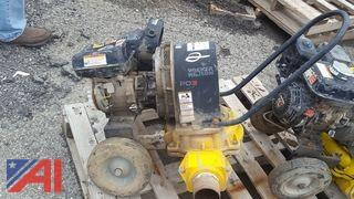 Wacker Neuson Diaphragm Pump
