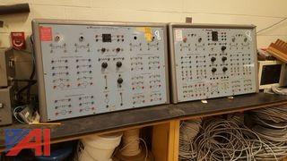 (2) Hampden Electrical Trainers