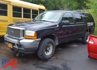 2001 Ford Excursion Suburban