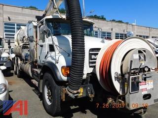2004 Mack Granite 2100 Series Vac Truck