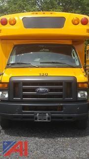 2009 Ford E450 Wheelchair Mini Bus