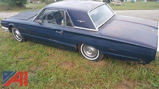 1964 Ford Thunderbird 2 Door