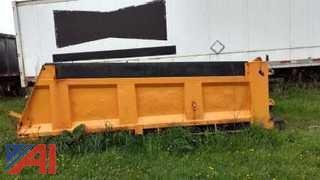 12 Yard Dump Body with Sub-Frame