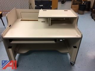 (5) Computer Desks