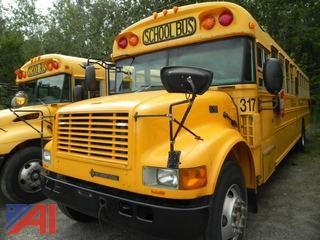 2004 International 3800 Blue Bird Bus