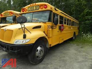 2005 International 3300 Blue Bird Bus