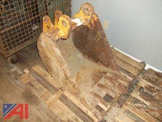 """24"""" Case Backhoe Bucket"""