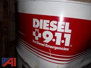 55 Gallon Drum of Power Service Diesel Fuel Additive
