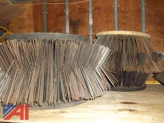 (6) Sweeper Brooms