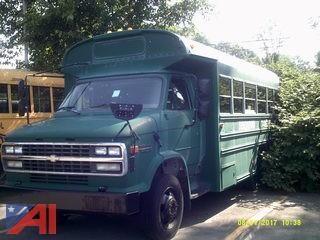 1996 Chevrolet G30 HD Bus