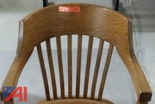 (4) Misc Guest Chairs