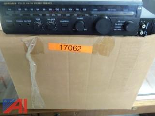 Optimus STA-20 AM/FM Stereo Receivers