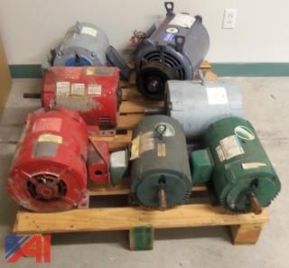 (7) Various Types of Motors