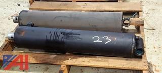 (2) Slide Cylinders