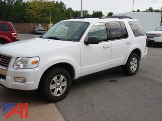 2010 Ford Explorer SUV