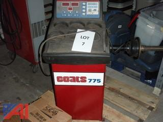 Coats Wheel Balancer 775