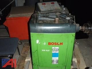 Bosch Wheel Balancer