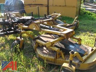 2003 Woods Model 9204RD Turf Batwing Mower