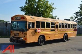 2007 Blue Bird All American 72 Passenger Bus