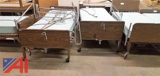 (6) Invacare Hopital Beds