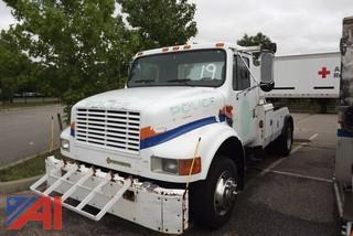 1992 International 4600 Tow Truck