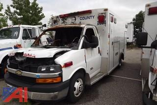 2015 Chevrolet 4500 Ambulance