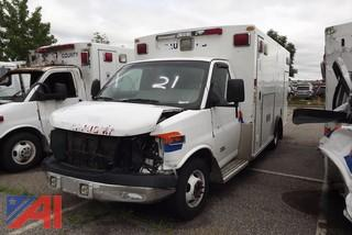 2012 Chevrolet 4500 Ambulance