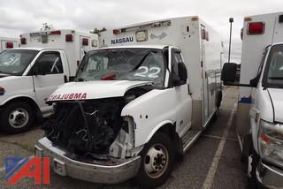 2011 Chevrolet 4500 Ambulance