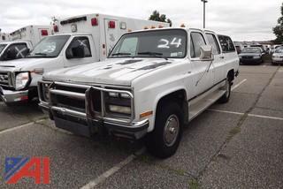 1991 GMC Suburban SUV