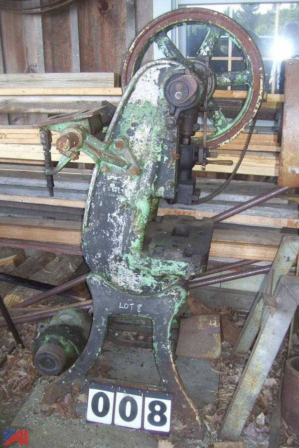 Auctions International - Auction: Metalworking Machines