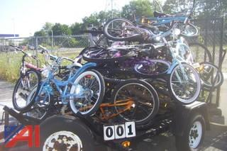 Lot of Bicycles