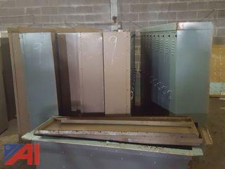 Lot of Locker Sections and More!