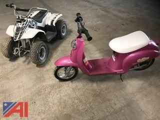Kids Electric Ride-Ons