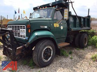 1975 GMC 7500 Dump Truck