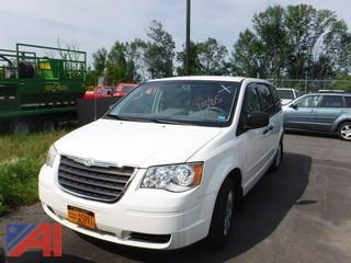 2008 Chrysler Town & Country Van