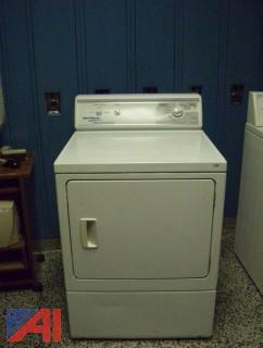 Kenmore Washer and Speed Queen Dryer