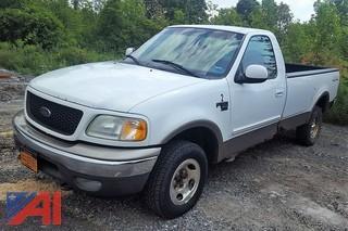 2002 Ford F150 XLT Pickup Truck